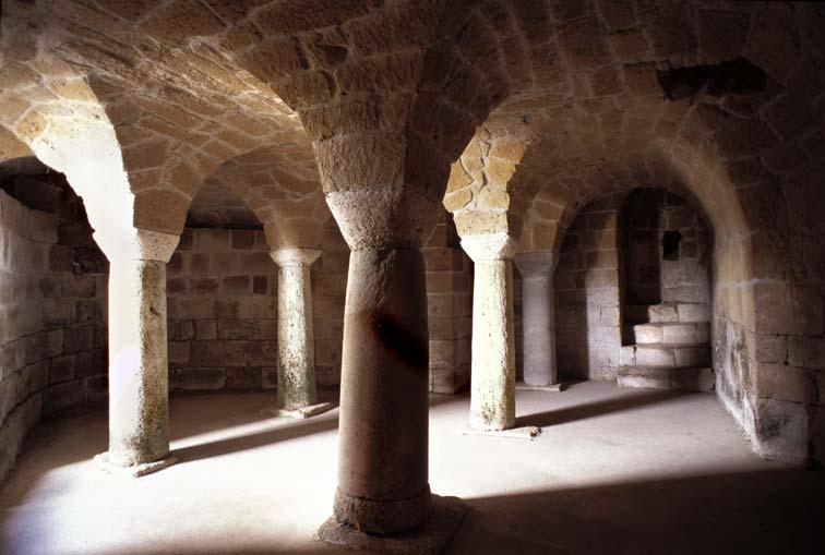 Sovana-cripta